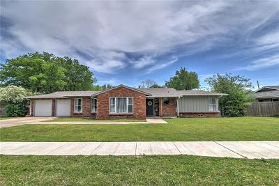 Richland Hills Single Family Home Active Option Contract: 3504 Norton Drive