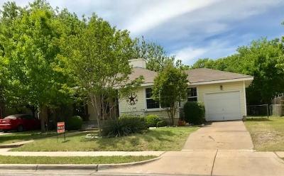 Fort Worth Single Family Home For Sale: 4412 Stadium Drive