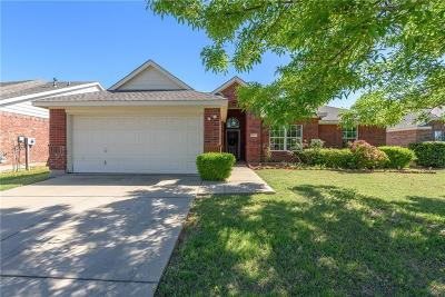 Denton Single Family Home For Sale: 2600 Clubhouse Drive