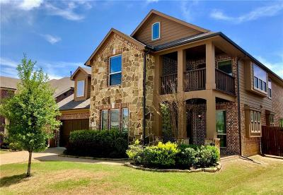 Plano Single Family Home Active Option Contract: 2316 Lynbridge Drive