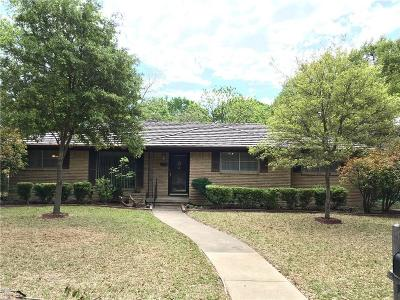 Plano Single Family Home For Sale: 2100 Rigsbee Drive
