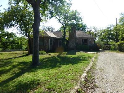 Mineral Wells TX Single Family Home For Sale: $99,000
