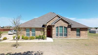 Wise County Single Family Home Active Option Contract: 170 County Road 2513 Road