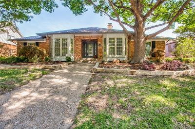 Dallas Single Family Home For Sale: 9319 Moss Farm Lane