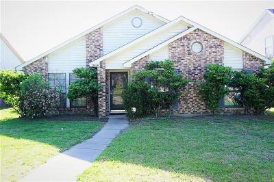Dallas Single Family Home For Sale: 9414 Rutherglen Drive