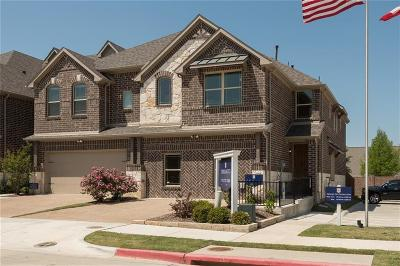 Allen TX Townhouse For Sale: $364,059