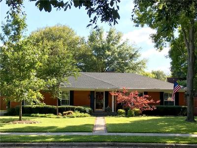 Richardson Single Family Home For Sale: 815 Northlake Drive