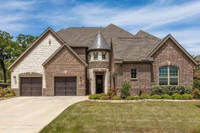Flower Mound Single Family Home For Sale: 10920 Falling Leaf Trail