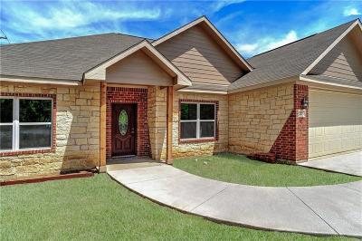 Denison Single Family Home For Sale: 2707 Flora Lane
