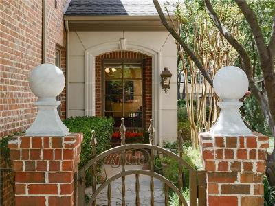 Dallas Single Family Home For Sale: 7307 Hill Forest Drive