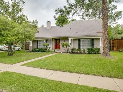 Irving Single Family Home For Sale: 1121 Colony Drive