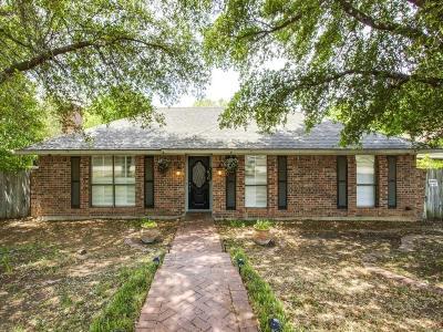 Denton Single Family Home For Sale: 2102 Camellia Street