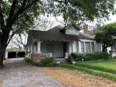 Dallas Single Family Home For Sale: 623 N Winnetka Avenue