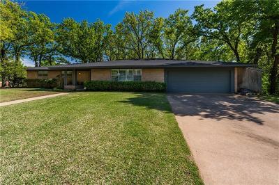 Denison Single Family Home For Sale: 1500 W Murray Street