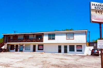 Benbrook Commercial For Sale: 8000 Lifford Street