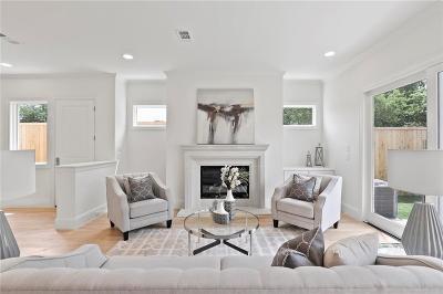 Dallas, Addison Single Family Home For Sale: 4922 Kelton Drive