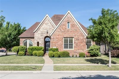 Frisco Single Family Home For Sale: 11907 Westlawn Lane