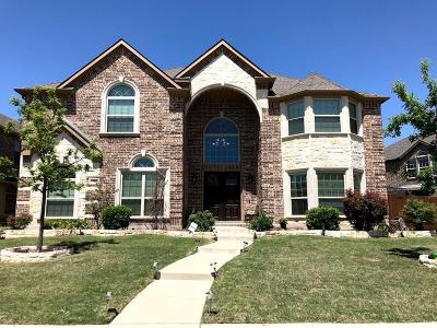 Frisco Residential Lease For Lease: 13424 Deercreek Trail