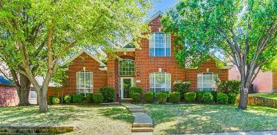 Plano Single Family Home For Sale: 2908 Jacobson Drive