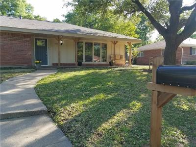 Bedford Single Family Home Active Option Contract: 620 Evandale Drive