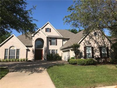 Plano Single Family Home For Sale: 8320 Barber Oak Drive