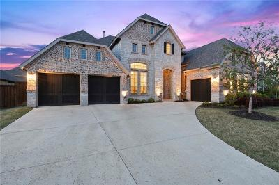 Frisco Single Family Home For Sale: 4978 Texoma Drive