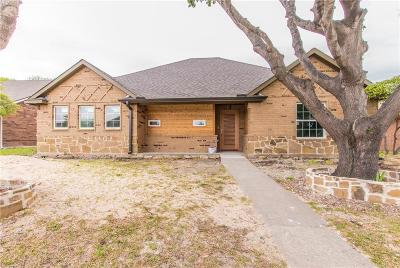 Garland Single Family Home For Sale: 2317 Idlewood Drive