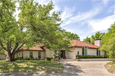 Dallas Single Family Home For Sale: 6403 Forestshire Drive