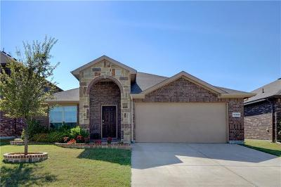 Fort Worth TX Single Family Home For Sale: $270,000