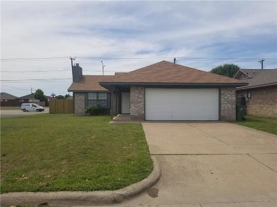 Arlington Single Family Home For Sale: 6308 Liberty Trail