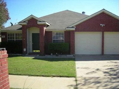 McKinney Single Family Home For Sale: 1027 Ridgecrest Drive