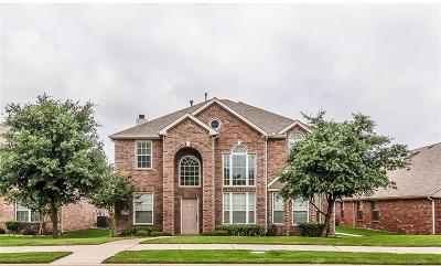 Frisco Residential Lease For Lease: 11739 Balch Springs Court
