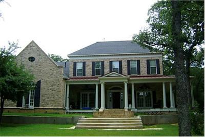 Pilot Point Single Family Home Active Option Contract: 9600 Oak Meadow Lane