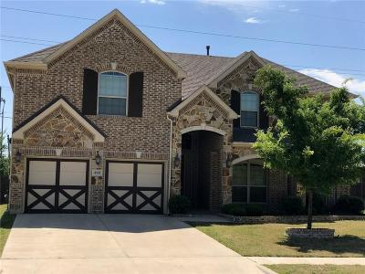Garland Single Family Home Active Option Contract: 4501 Sea Sparrow Lane
