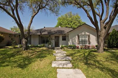 Garland Single Family Home For Sale: 1413 Lexington Drive