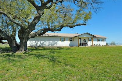 Weatherford Single Family Home For Sale: 202 W Scenic Trail