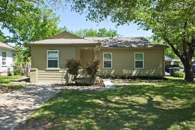 Dallas Single Family Home For Sale: 11302 Castolon Drive