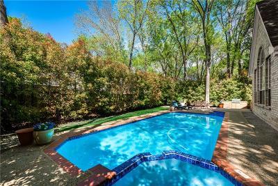 Mckinney Single Family Home For Sale: 2502 Maywood Lane