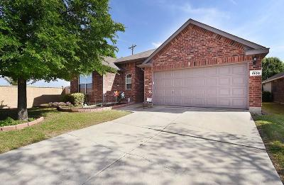 Aubrey Single Family Home For Sale: 1908 Canvasback