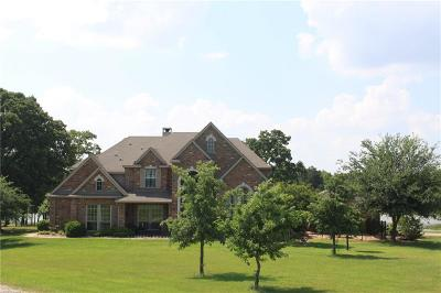 Royse City, Terrell, Forney, Sunnyvale, Rowlett, Lavon, Caddo Mills, Poetry, Quinlan, Point, Wylie, Garland, Mesquite Single Family Home For Sale: 7636 County Road 2548