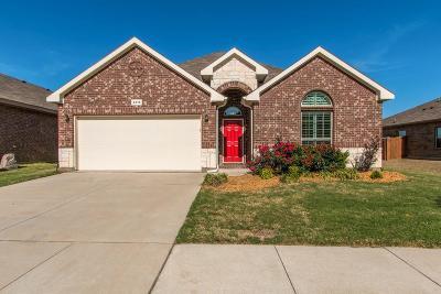 Denton Single Family Home For Sale: 4413 Hidden Meadows Trail