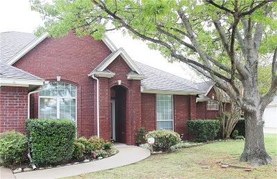 Mansfield Single Family Home For Sale: 8 Waterwood Court