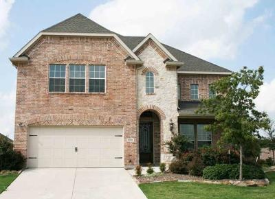 McKinney Single Family Home For Sale: 5000 Ridge Run Drive
