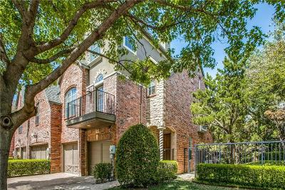Townhouse For Sale: 4136 Towne Green Circle