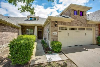 Plano Townhouse For Sale: 9828 Derwent Drive