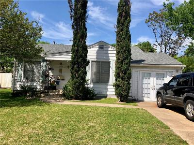 Garland Single Family Home For Sale: 2605 Saturn Road