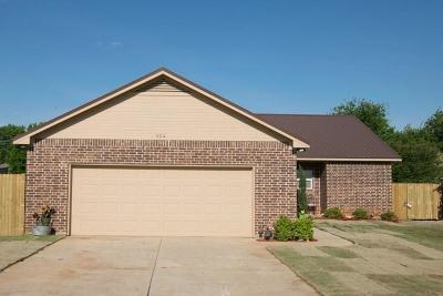 Wise County Single Family Home For Sale: 574 S Atwood Street