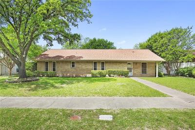 Carrollton Single Family Home For Sale: 1907 Mary Lane