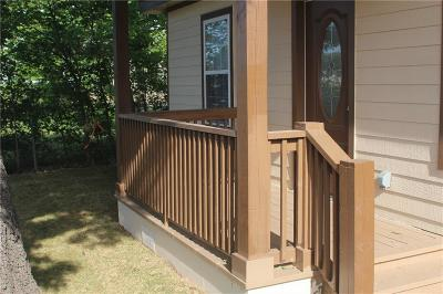 Sherman Single Family Home For Sale: 304 E King Street