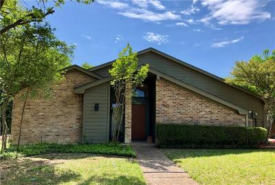 Garland Single Family Home For Sale: 7521 Twin Oaks Court